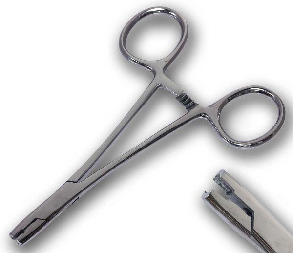 Micro Dermal Anchor Surface Zange - Nadelhalter Kugelhalter