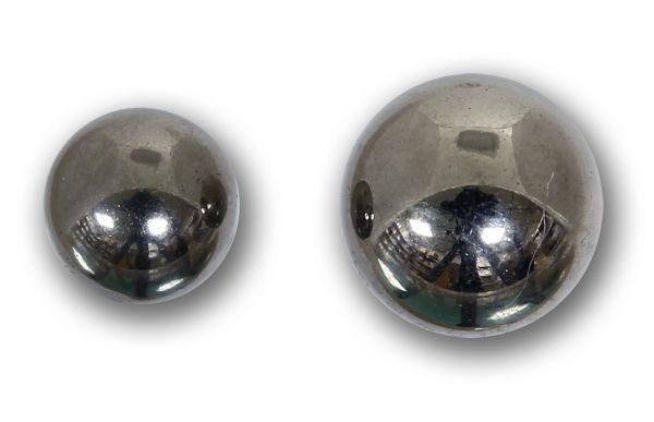 Kugel für 1,2 mm Gewinde aus Titan zum aufschrauben Ersatzkugel Piercingkugel
