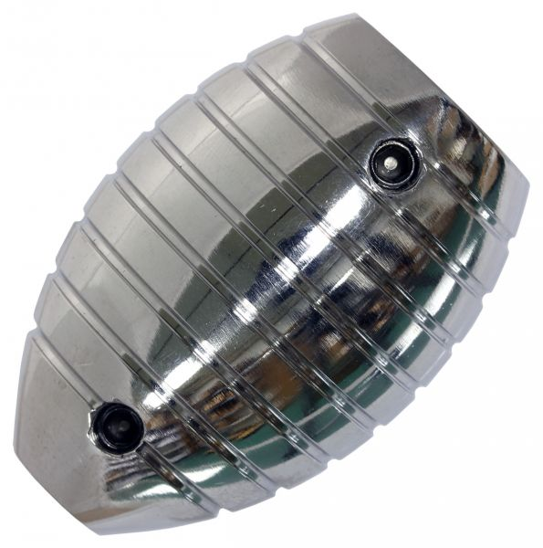 Edelstahl Grip 32 mm VERSION 11 inklusive Hülse Griffstück