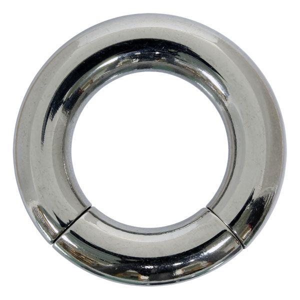Segmentring - 5,0 mm aus Chirurgenstahl - Smooth Closure Ring