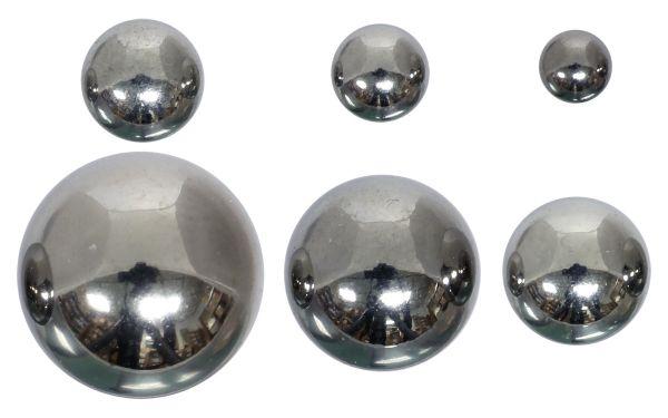 Kugel für 1,6 mm Gewinde aus Chirurgenstahl Ersatzkugel Piercingkugel
