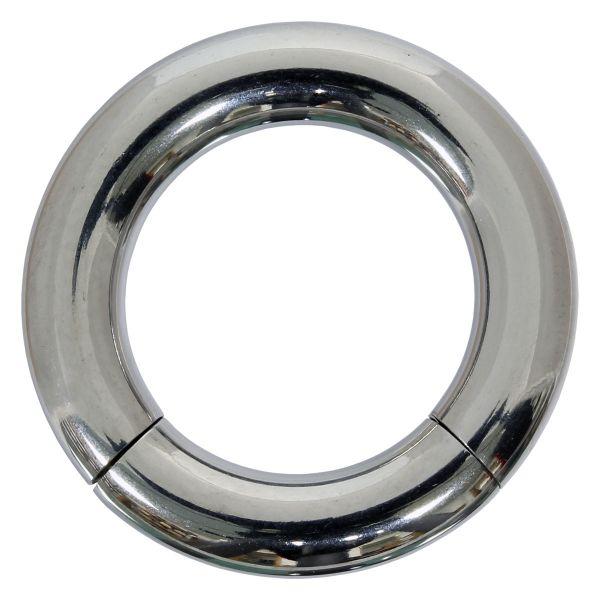 Segmentring - 4,0 mm aus Chirurgenstahl - Smooth Closure Ring