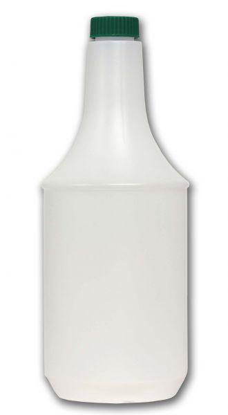 Sprühflasche 1 Liter ohne Sprühkopf leer Leerflasche