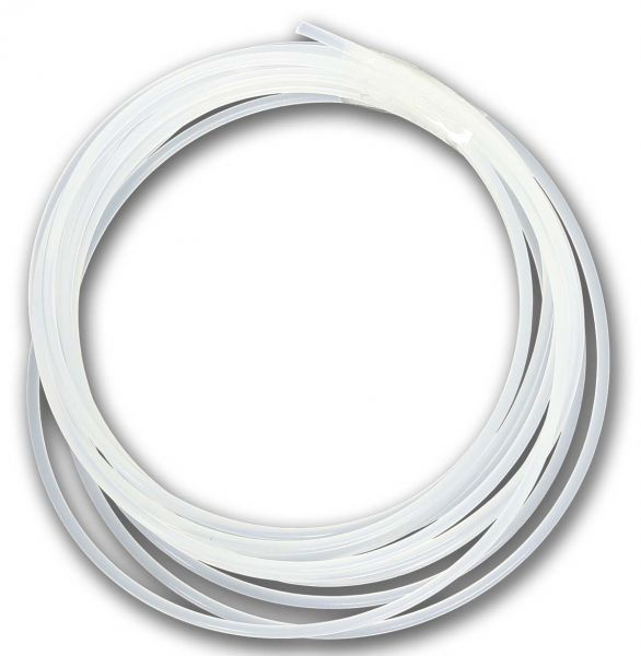 PTFE Schnur 1,6 mm transparent 10-200 cm Piercingschnur Bioflex Bauchnabelpiercing Piercing