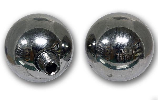 Ersatzkugel 10 mm für Schraubkugelringe mit 2,9 mm Gewinde Piercingkugel