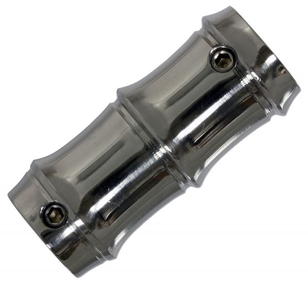 Edelstahl Grip 25 mm VERSION 15 inklusive Hülse Griffstück