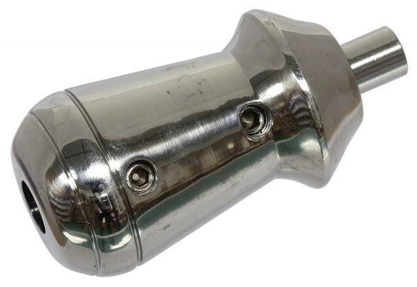Edelstahl Grip 28 mm VERSION 12 inklusive Hülse Griffstück