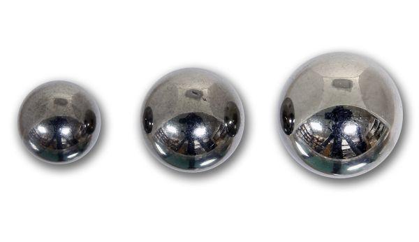 Kugel für 1,6 mm Gewinde aus Titan zum aufschrauben Ersatzkugel Piercingkugel